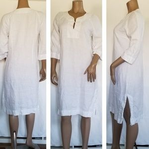 H&M linen Tunic dress